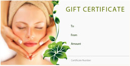 Gift certificate templates gift certificate factory spa gift certificate template yadclub Gallery