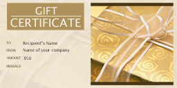 Blog gift certificate templates gift certificate factory are you looking for a quick printable gift voucher you can give to a loved one or to your customers you can use this gift voucher template personalize it yelopaper Gallery